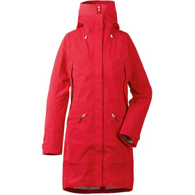 Didriksons 1913 Ilma Parka Women chili red